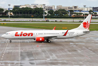 PK-LJT - Lion Airlines Boeing 737-900ER