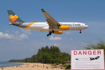 G-TCXC - Thomas Cook Airbus A330-200