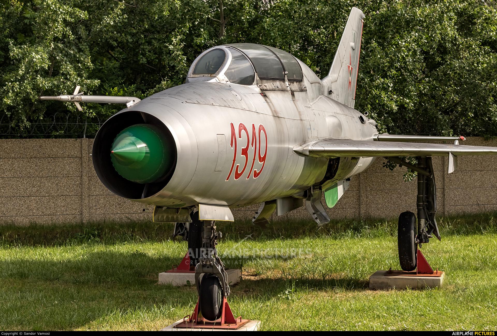 Hungary - Air Force 1319 aircraft at Off Airport - Hungary