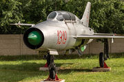 1319 - Hungary - Air Force Mikoyan-Gurevich MiG-21U aircraft