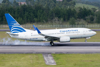 HP-1531CMP - Copa Airlines Boeing 737-700