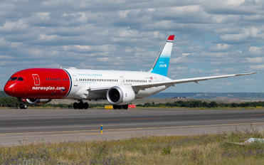 LN-LNT - Norwegian Air International Boeing 787-9 Dreamliner