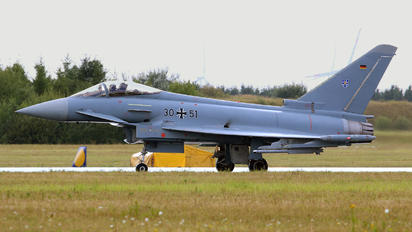 30+51 - Germany - Air Force Eurofighter Typhoon S