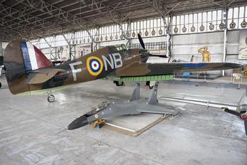 AG291 - India - Air Force Hawker Hurricane Mk.IIb