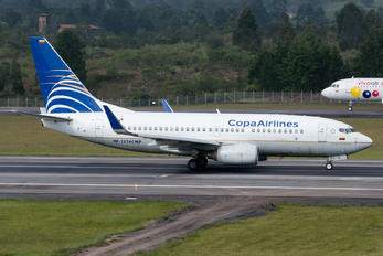 HP-1376CMP - Copa Airlines Boeing 737-700