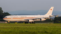 16+01 - Germany - Air Force Airbus A340-300 aircraft