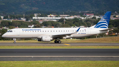 HP-1569CMP - Copa Airlines Embraer ERJ-190 (190-100)