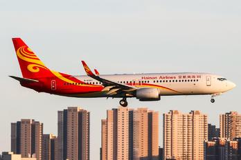 B-6066 - Hainan Airlines Boeing 737-800