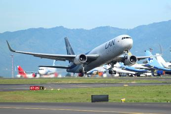 N418LA - LAN Cargo Boeing 767-300F