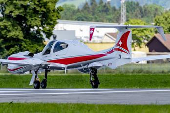 R-711 - Switzerland - Air Force Diamond DA 42 Centaur OPA