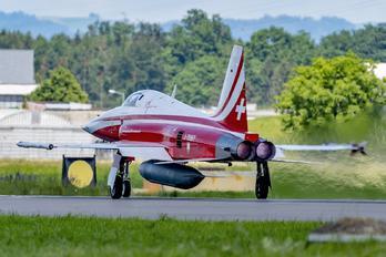 J-3087 - Switzerland - Air Force Northrop F-5E Tiger II