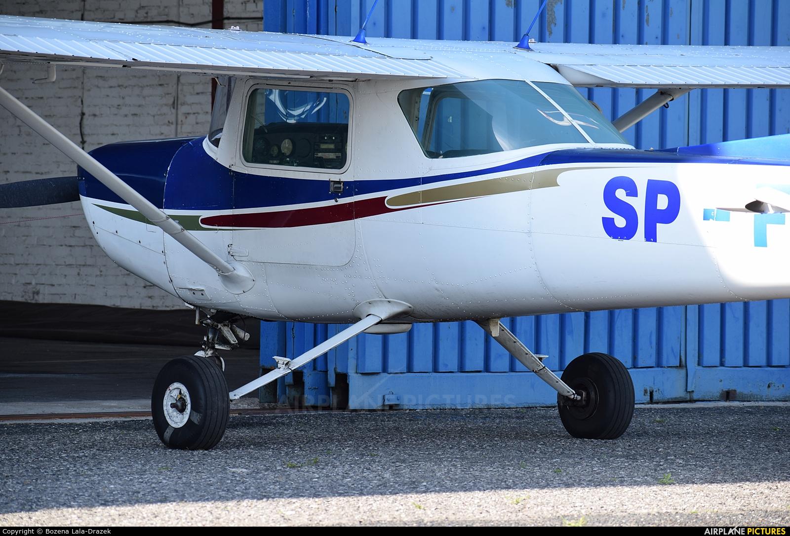 Private SP-FZY aircraft at Czestochowa - Rudniki