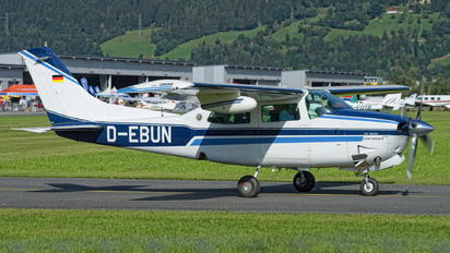 D-EBUN - Private Cessna T210 N Turbo Centurion II