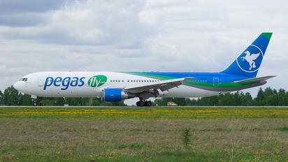 VP-BOY - Ikar Airlines Boeing 767-300ER