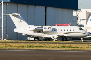 PR-CFA - Private Bombardier BD-100 Challenger 300 series