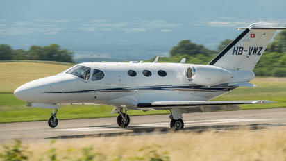 HB-VWZ - Private Cessna 510 Citation Mustang