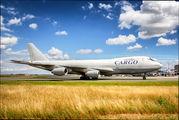 Rare visit of Geo-Sky B742 to Paris title=