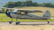 HB-CAO - Private Cessna 170 aircraft