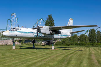 RA-46576 - Aeroflot Antonov An-24