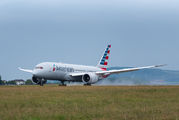 N819AN - American Airlines Boeing 787-8 Dreamliner aircraft