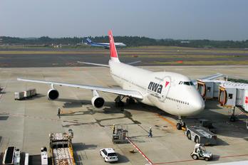 N638US - Northwest Airlines Boeing 747-200