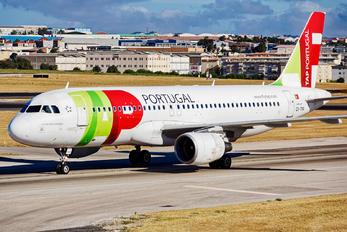 CS-TNR - TAP Portugal Airbus A320