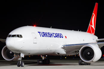 TC-LJM - Turkish Cargo Boeing 777F