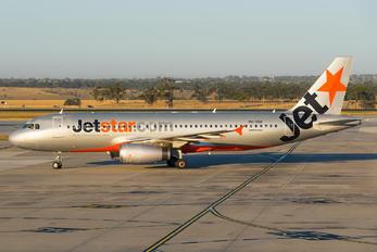 VH-VQA - Jetstar Airways Airbus A320