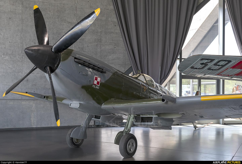 Museum of Polish Aviation TB995 aircraft at Kraków, Rakowice Czyżyny - Museum of Polish Aviation