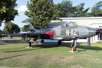 N-112 - Netherlands - Air Force Hawker Hunter F.4