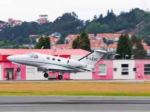 G-LEAC - London Executive Aviation Cessna 510 Citation Mustang
