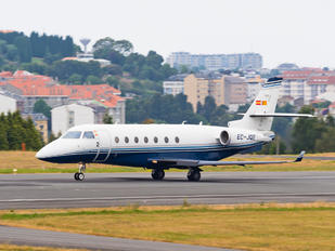 EC-JQE - Private Gulfstream Aerospace G200
