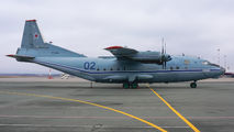 RF-12029 - Russia - Navy Antonov An-12 (all models) aircraft
