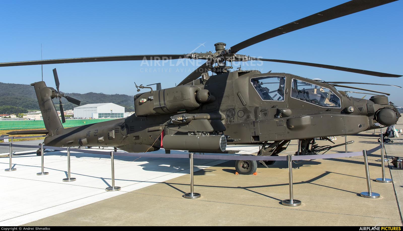 South Korea - Army 13-01611 aircraft at Seongnam AB