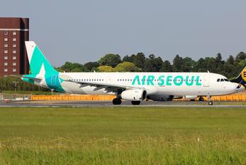 HL7790 - Air SEOUL Airbus A321