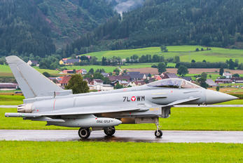 7L-WM - Austria - Air Force Eurofighter Typhoon S