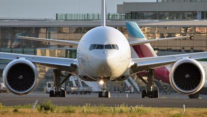 N866FD - FedEx Federal Express Boeing 777F