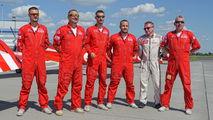- - Grupa Akrobacyjna Żelazny - Acrobatic Group - Airport Overview - People, Pilot aircraft