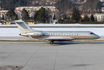 9H-VJE - Vistajet Bombardier BD-700 Global 6000