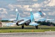RF-95508 - Russia - Navy Sukhoi Su-27P aircraft