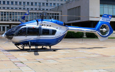 YU-SAR - Serbia - Police Airbus Helicopters H145M