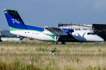 7T-VCP - Tassili Airlines de Havilland Canada DHC-8-200Q Dash 8