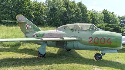 2004 - Poland - Navy PZL SBLim-2