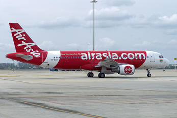 VT-SXR - AirAsia (India) Airbus A320