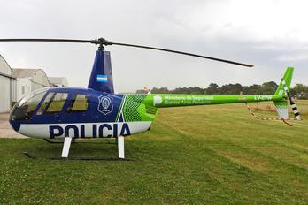 LV-CVW - Argentina - Police Robinson R-44 RAVEN II