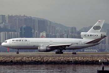 N107WA - World Airways McDonnell Douglas DC-10-30