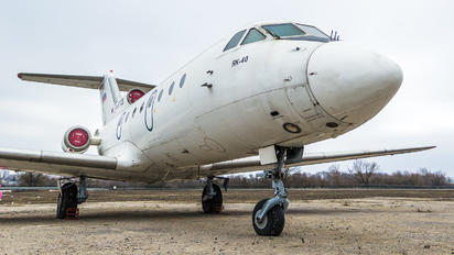 RA-87225 - Private Yakovlev Yak-40