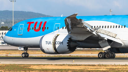 G-TUIB - TUI Airways Boeing 787-8 Dreamliner