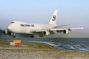 N754SA - Southern Air Transport Boeing 747-200F aircraft