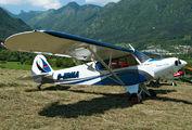 D-ERMA - Private Piper PA-18 Super Cub aircraft